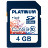 Secure Digital High Capacity (SDHC) Card 4 GB...