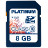 Secure Digital High Capacity (SDHC) Card 8 GB...